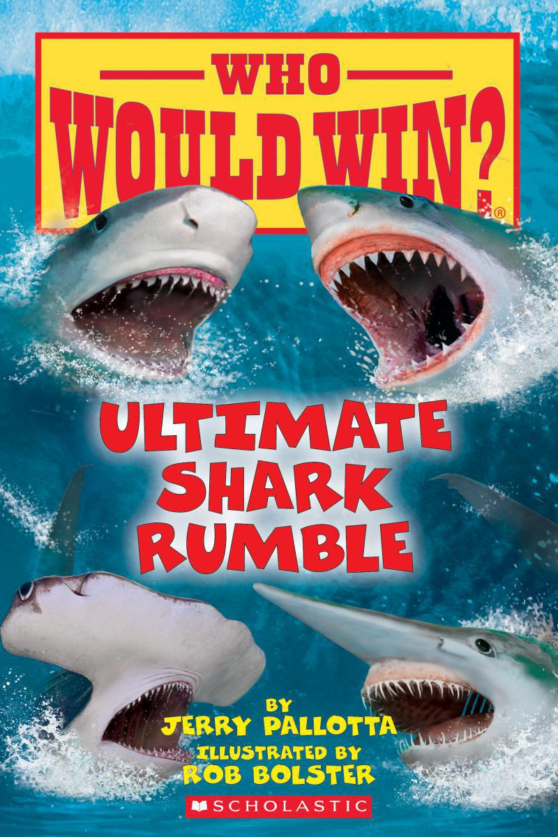 Who Would Win?® Ultimate Shark Rumble