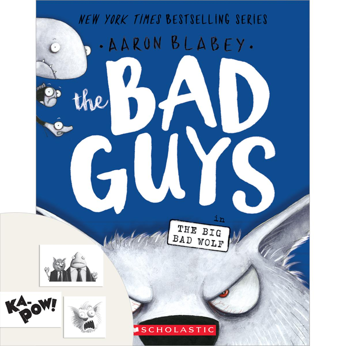 The Bad Guys #9: The Bad Guys in the Big Bad Wolf Pack
