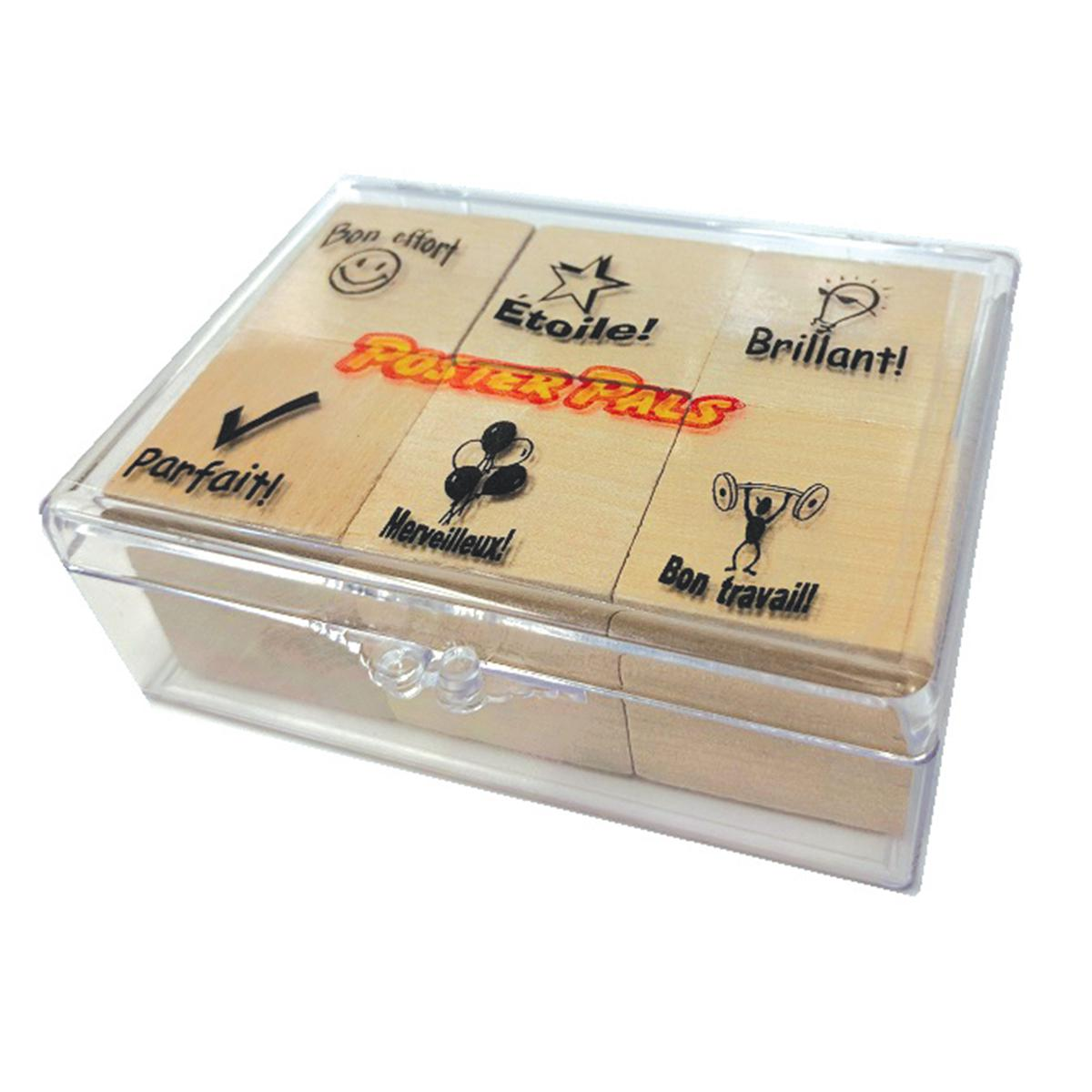 French Stamp Set