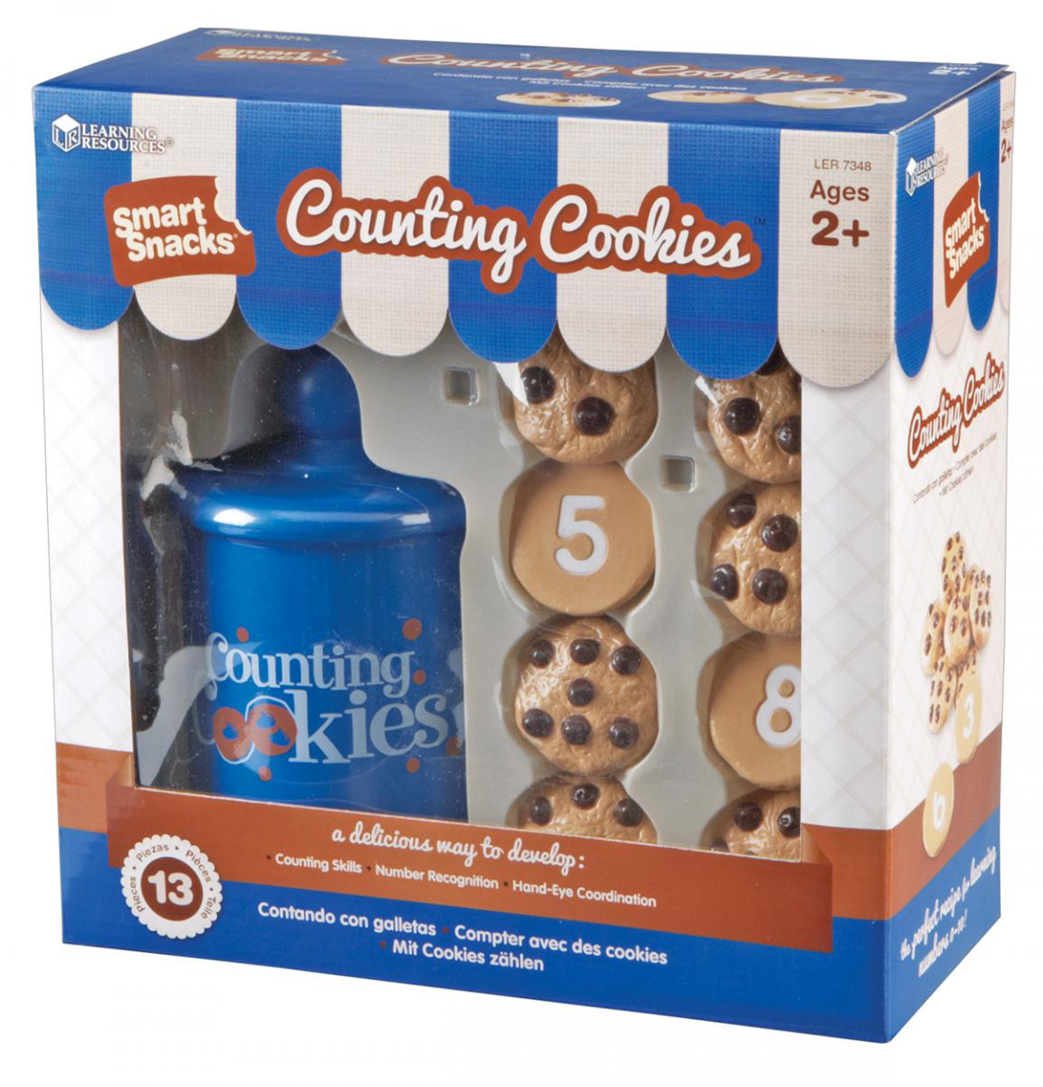 Smart Snacks® Counting Cookies