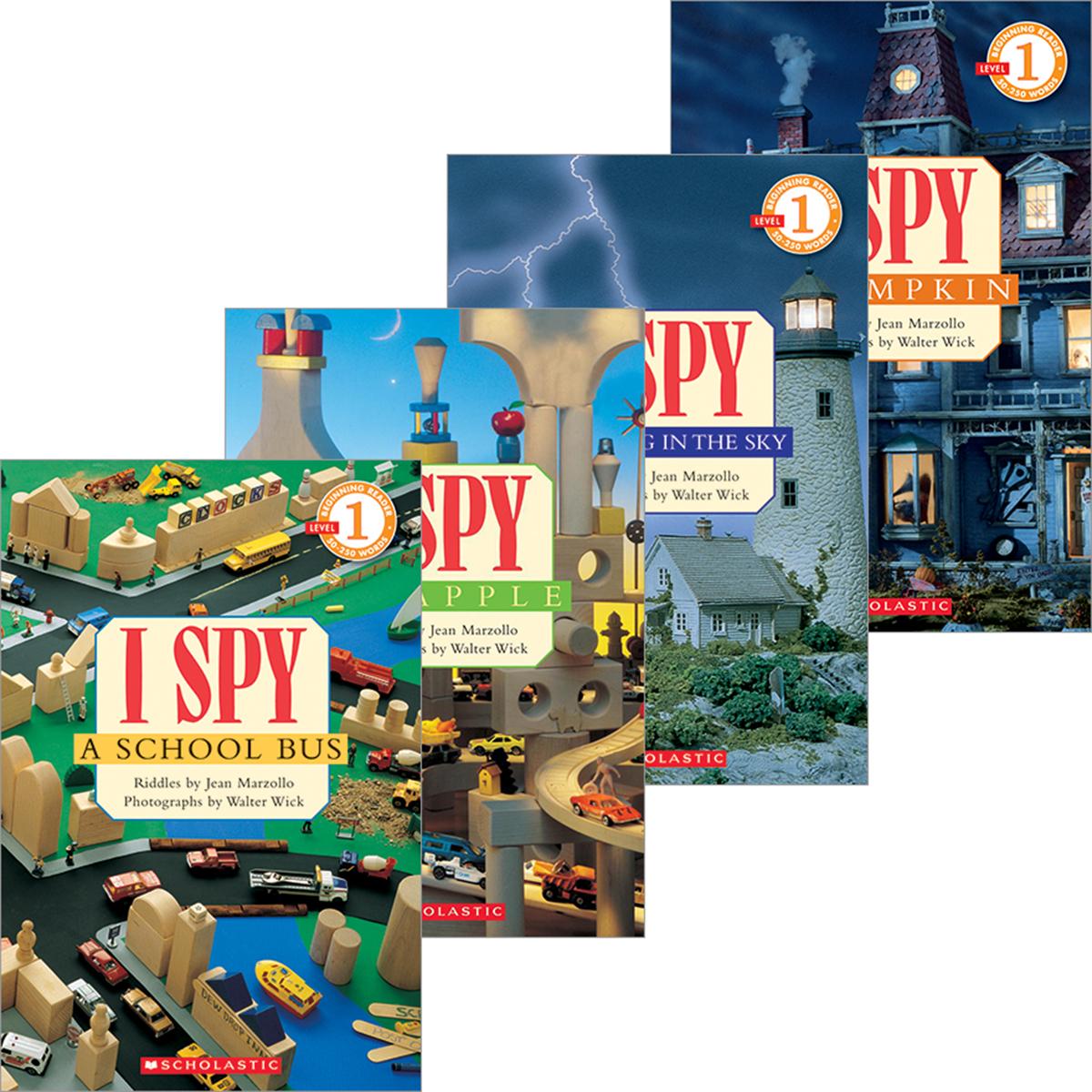 I SPY: Fall Reader Pack