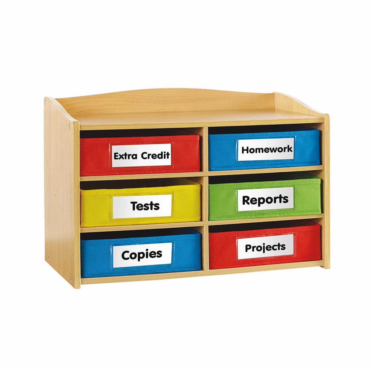 Teacher's Tabletop Desk Organizer