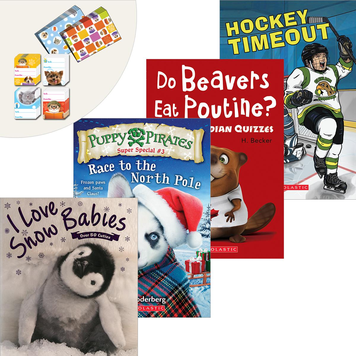 Holiday Instant Library Grade 3-4