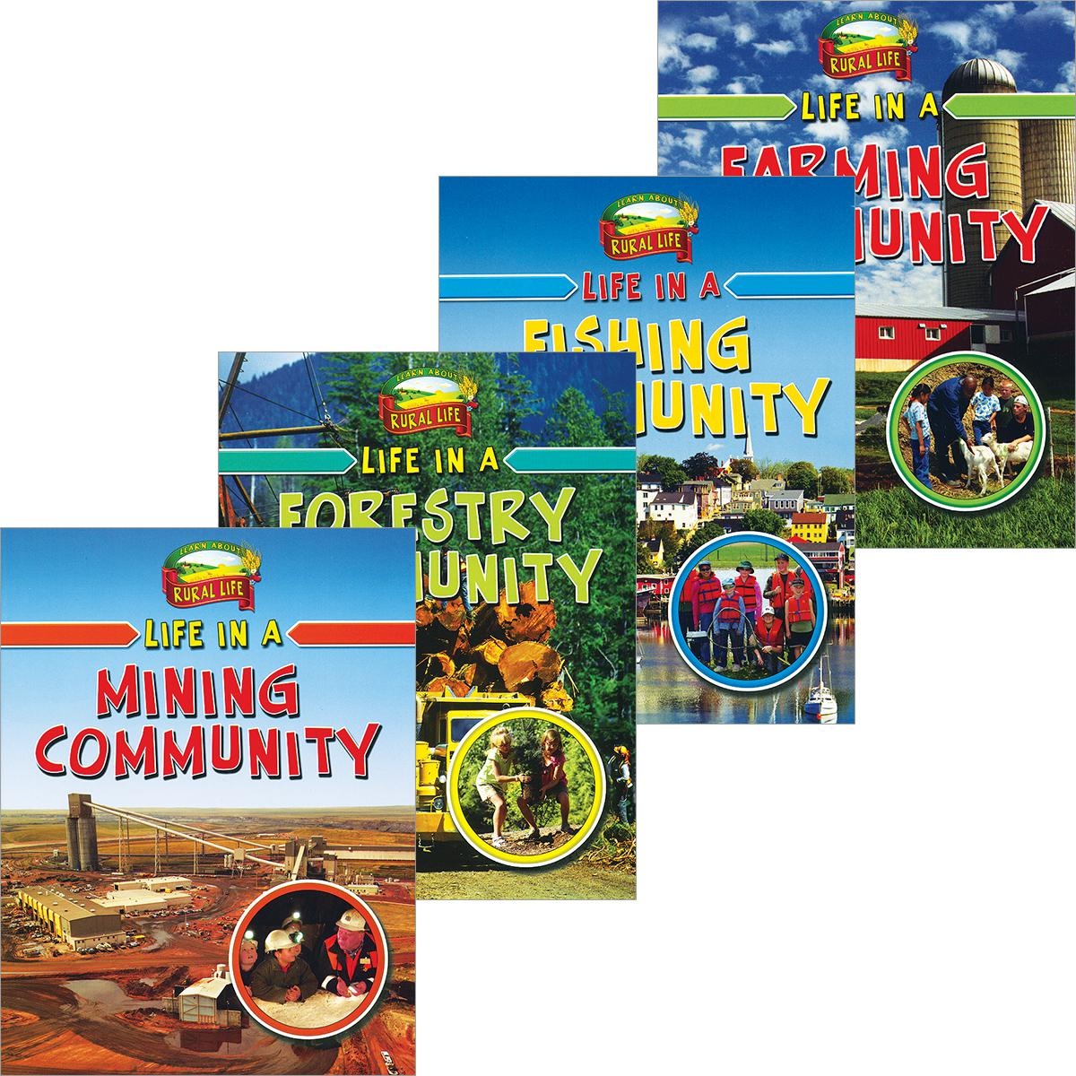 Learn About Rural Life 4-Pack