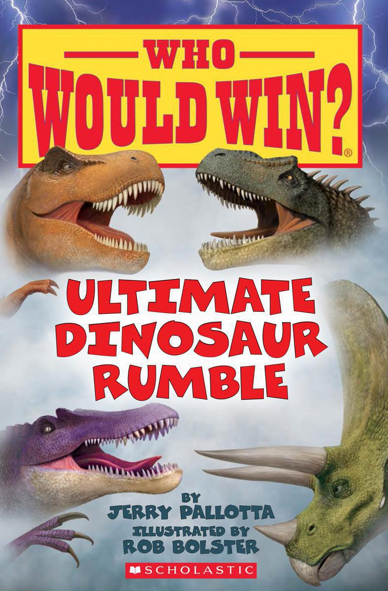 Who Would Win?® Ultimate Dinosaur Rumble
