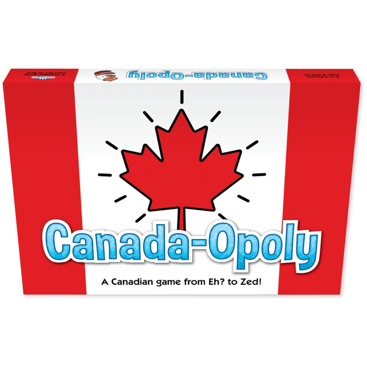 Canada-Opoly A Canadian game from Eh? to Zed!