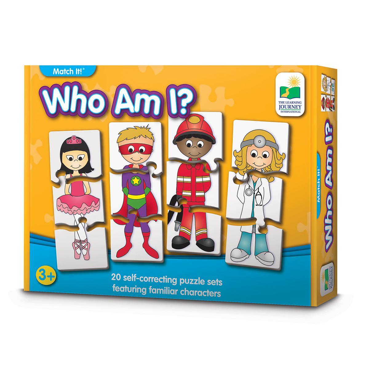 Match It! Who Am I?