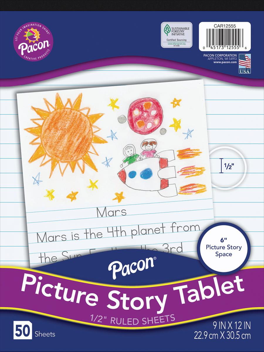 Picture Story Tablet