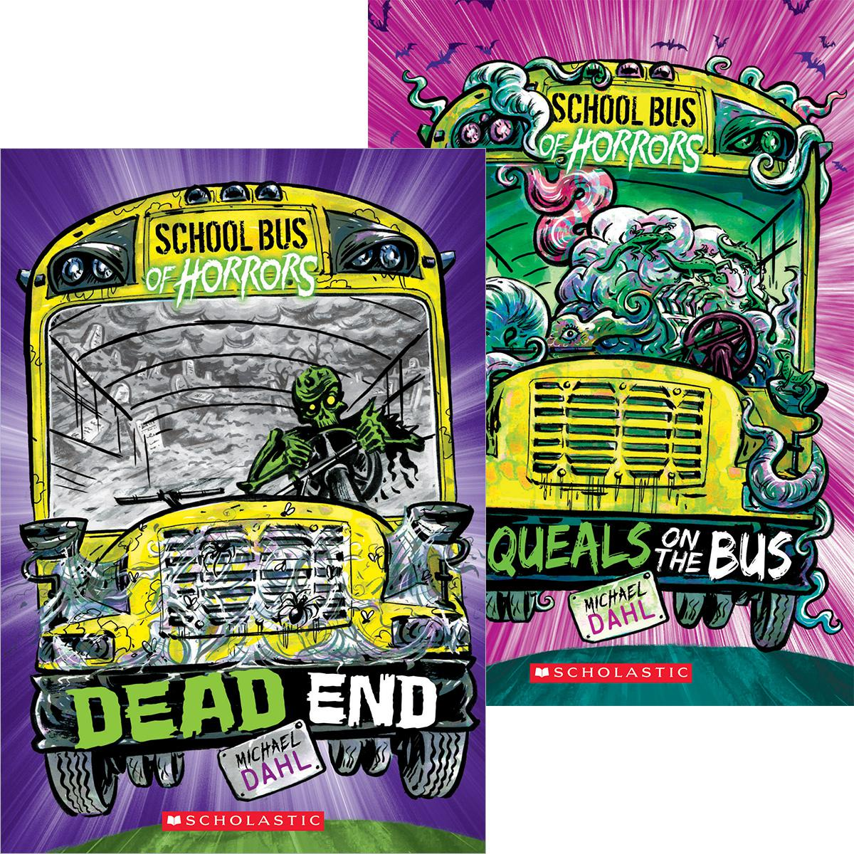 School Bus of Horrors Pack