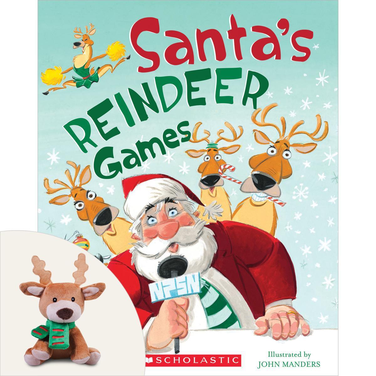 Santa's Reindeer Games Pack
