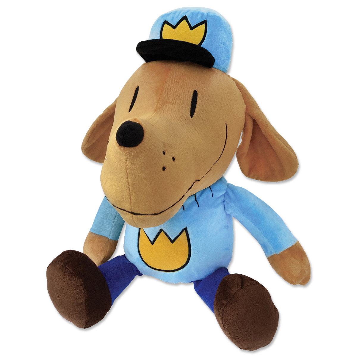 Dog Man Giant Plush Doll