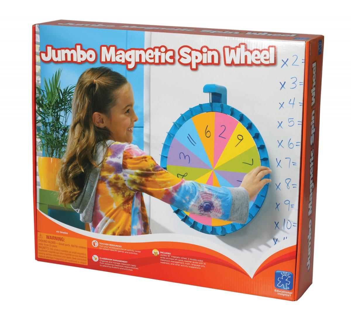 Jumbo Magnetic Spinner
