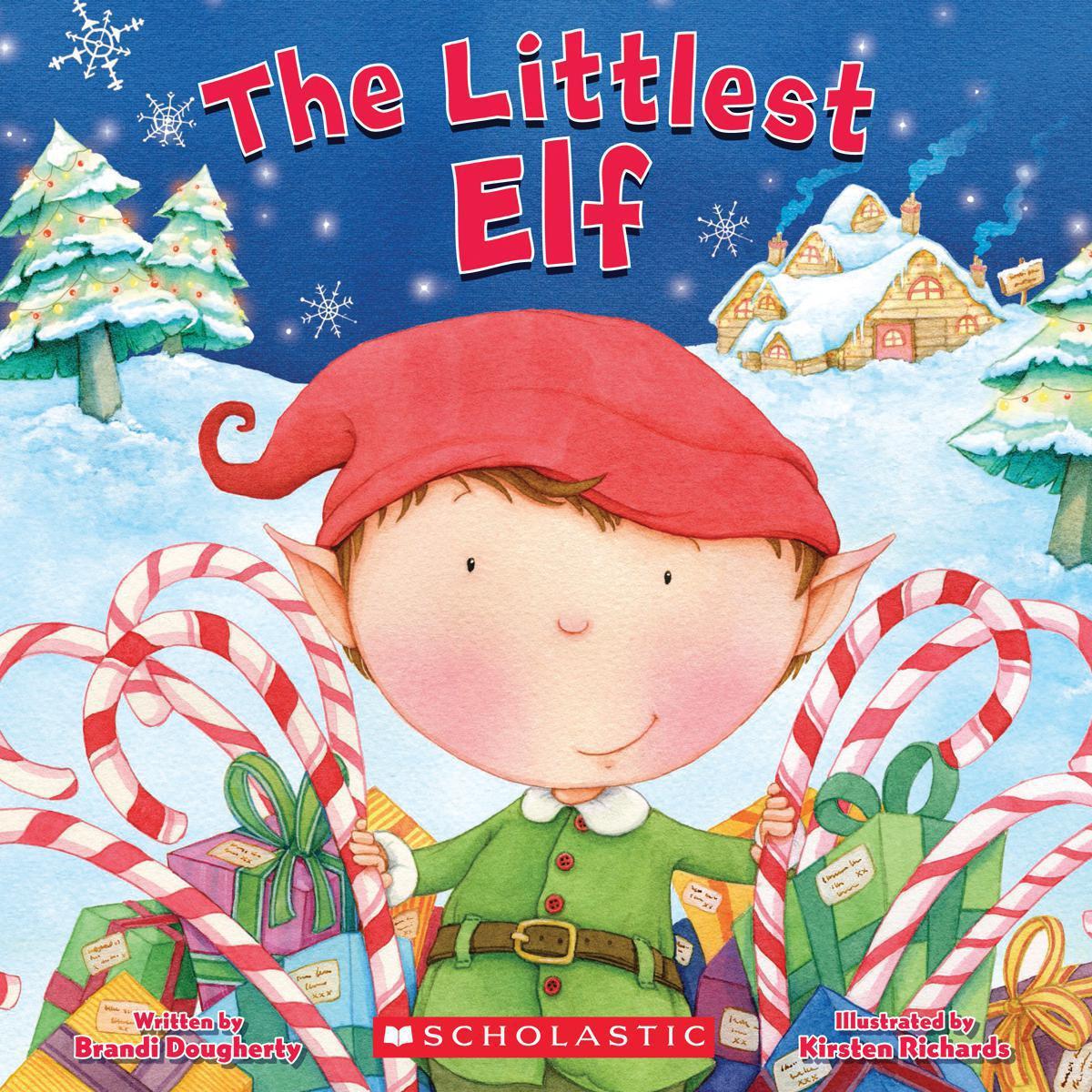 The Littlest Elf 10-Pack