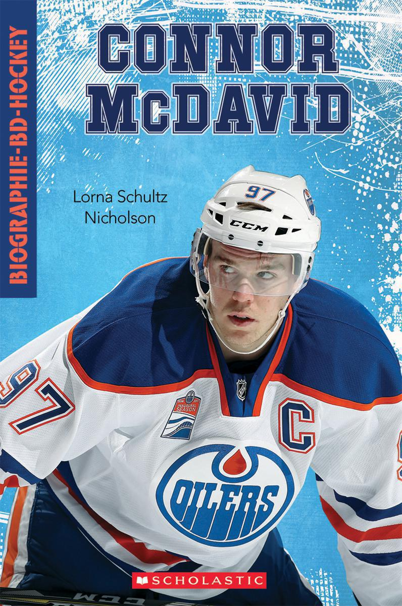 Biographie-BD-Hockey : Connor McDavid