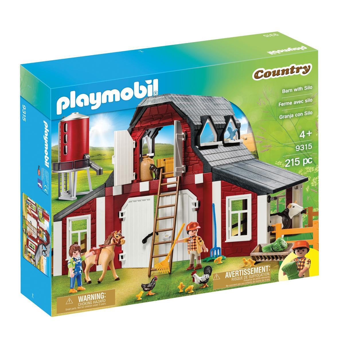 Playmobil® North American Farm