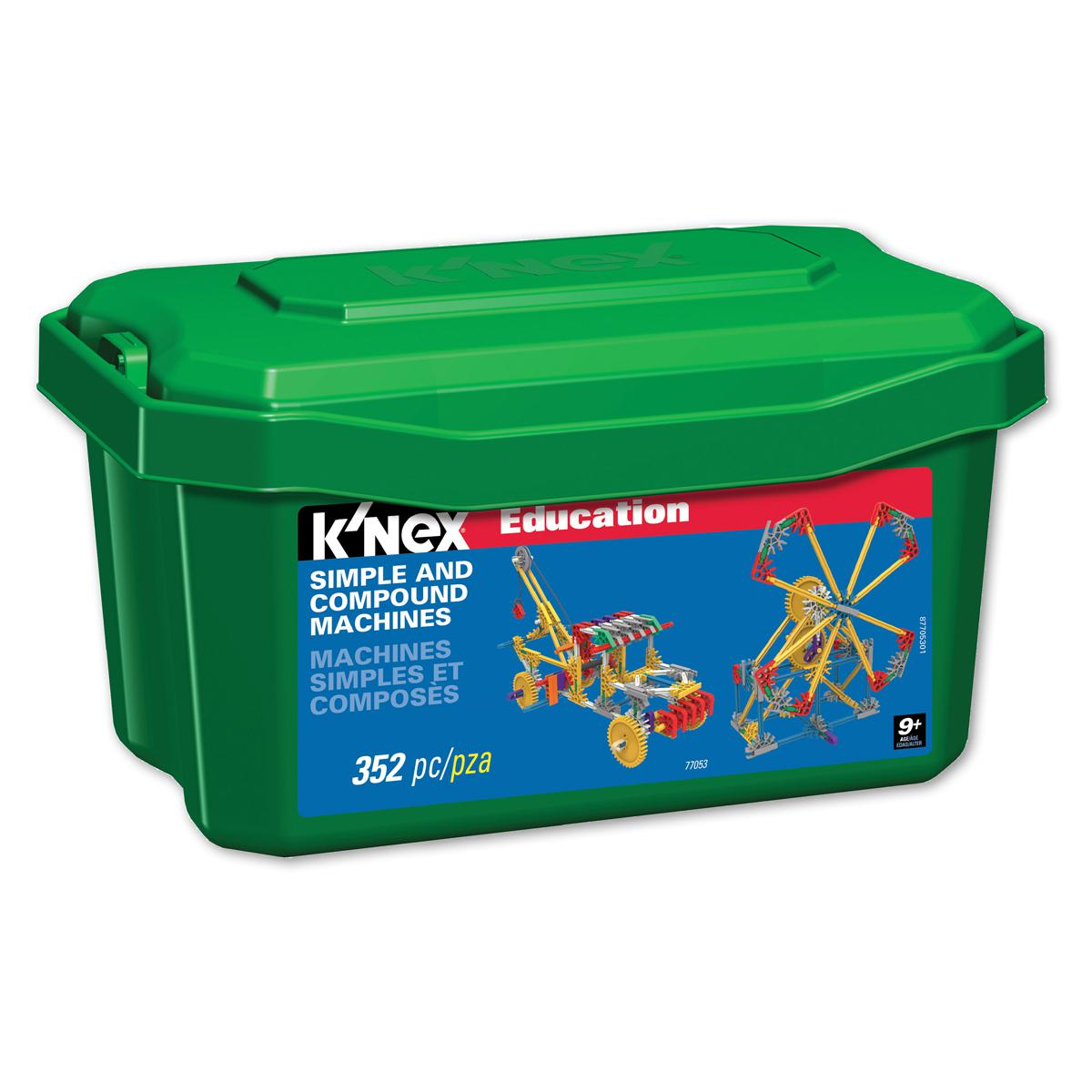 K'Nex® : Machines simples et complexes