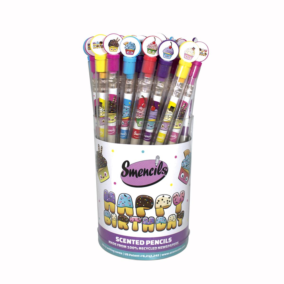 Birthday Smencils Tub