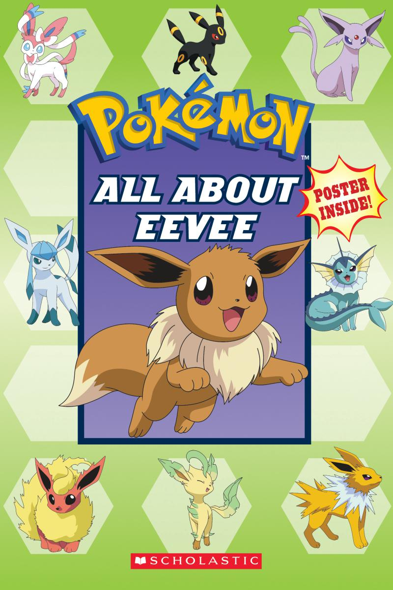 Pokémon: All About Eevee