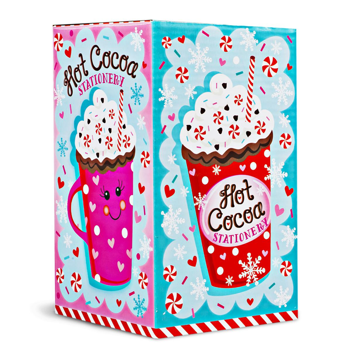 Hot Cocoa Stationery