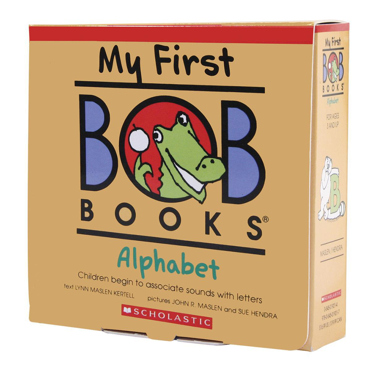 My First BOB Books® Alphabet