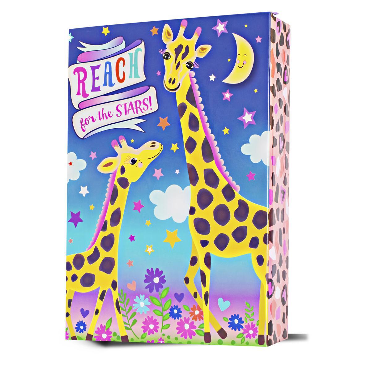 Reach for the Stars! Giraffe Writing Set