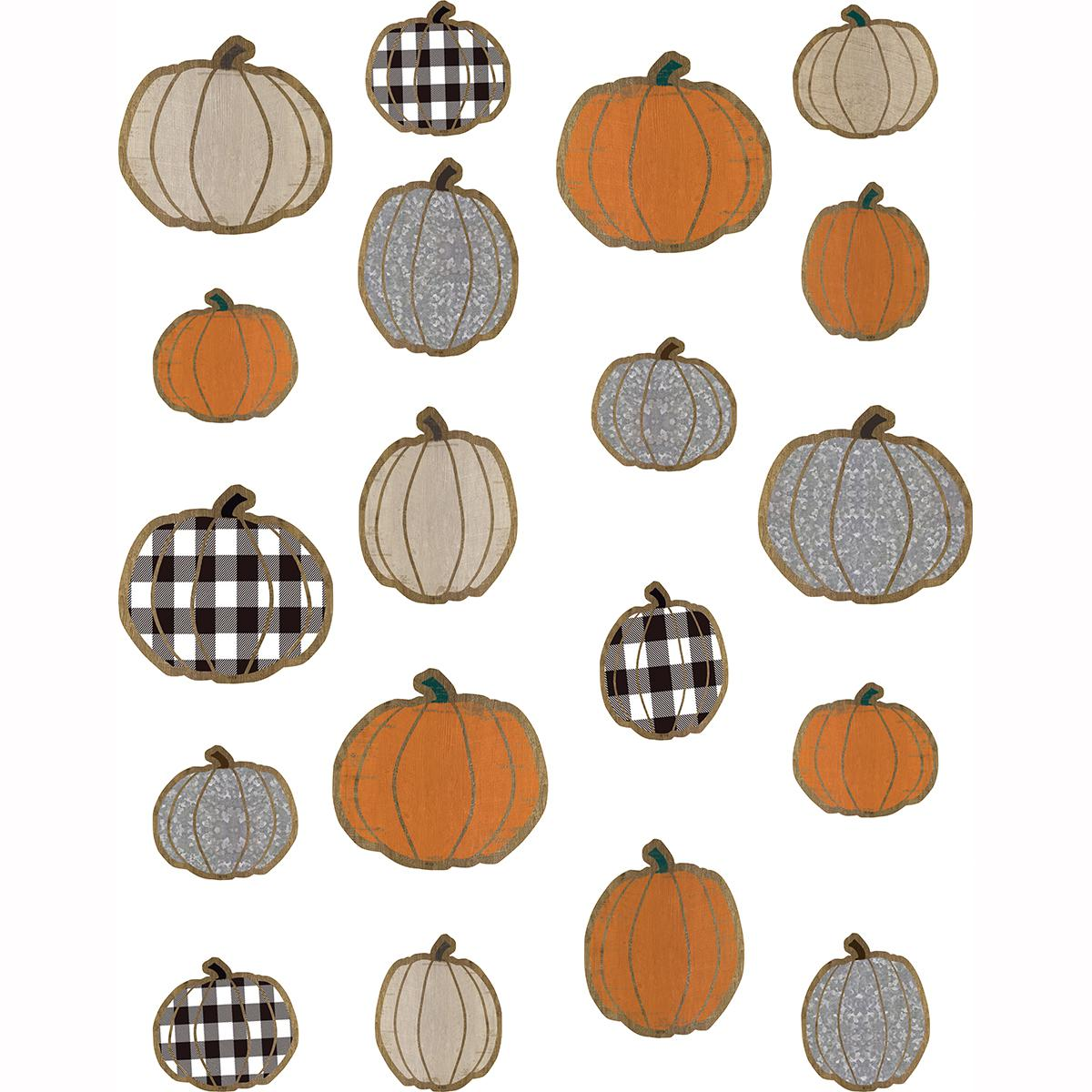 Home Sweet Classroom Pumpkins Accents