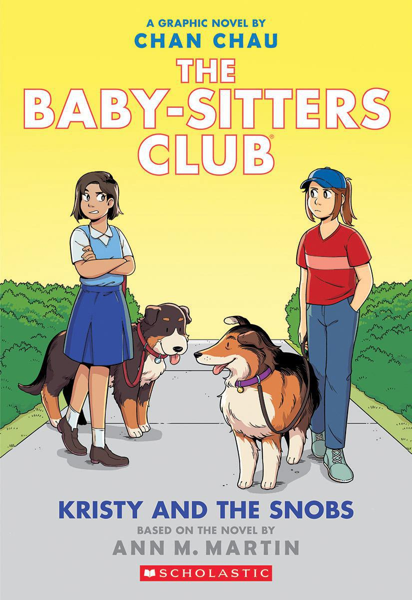 The Baby-Sitters Club® #10: Kristy and the Snobs