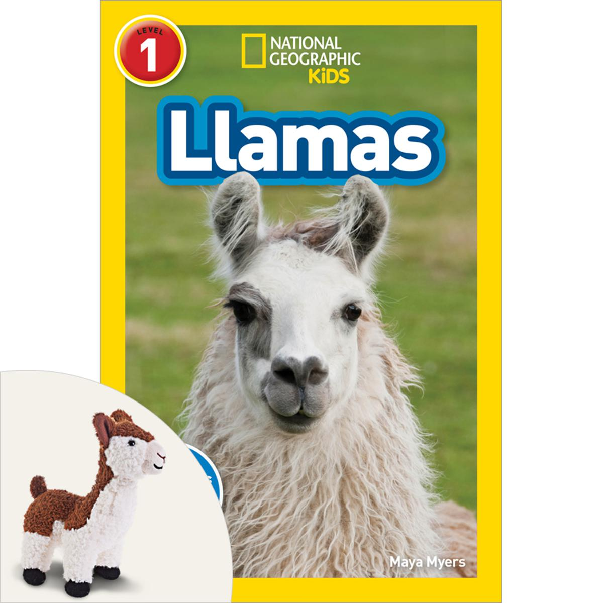 National Geographic Kids: Llamas Pack