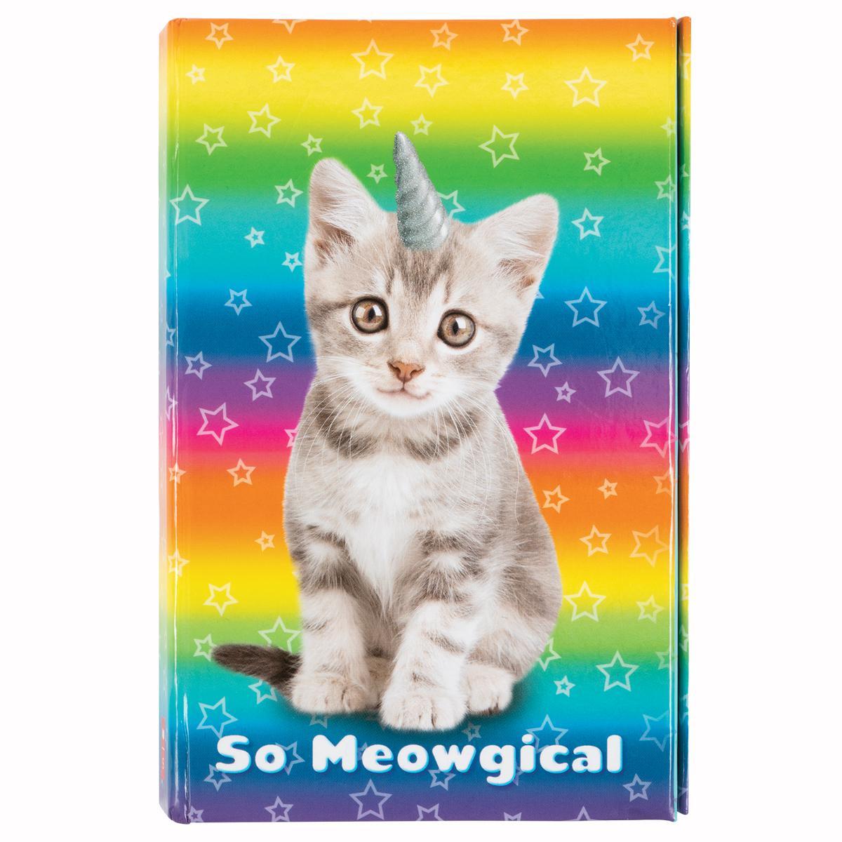So Meowgical Tri-fold