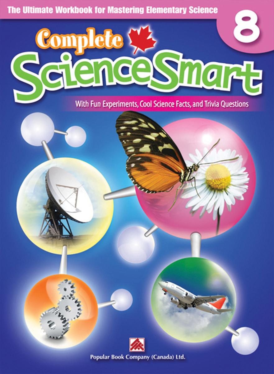 Complete ScienceSmart Grade 8