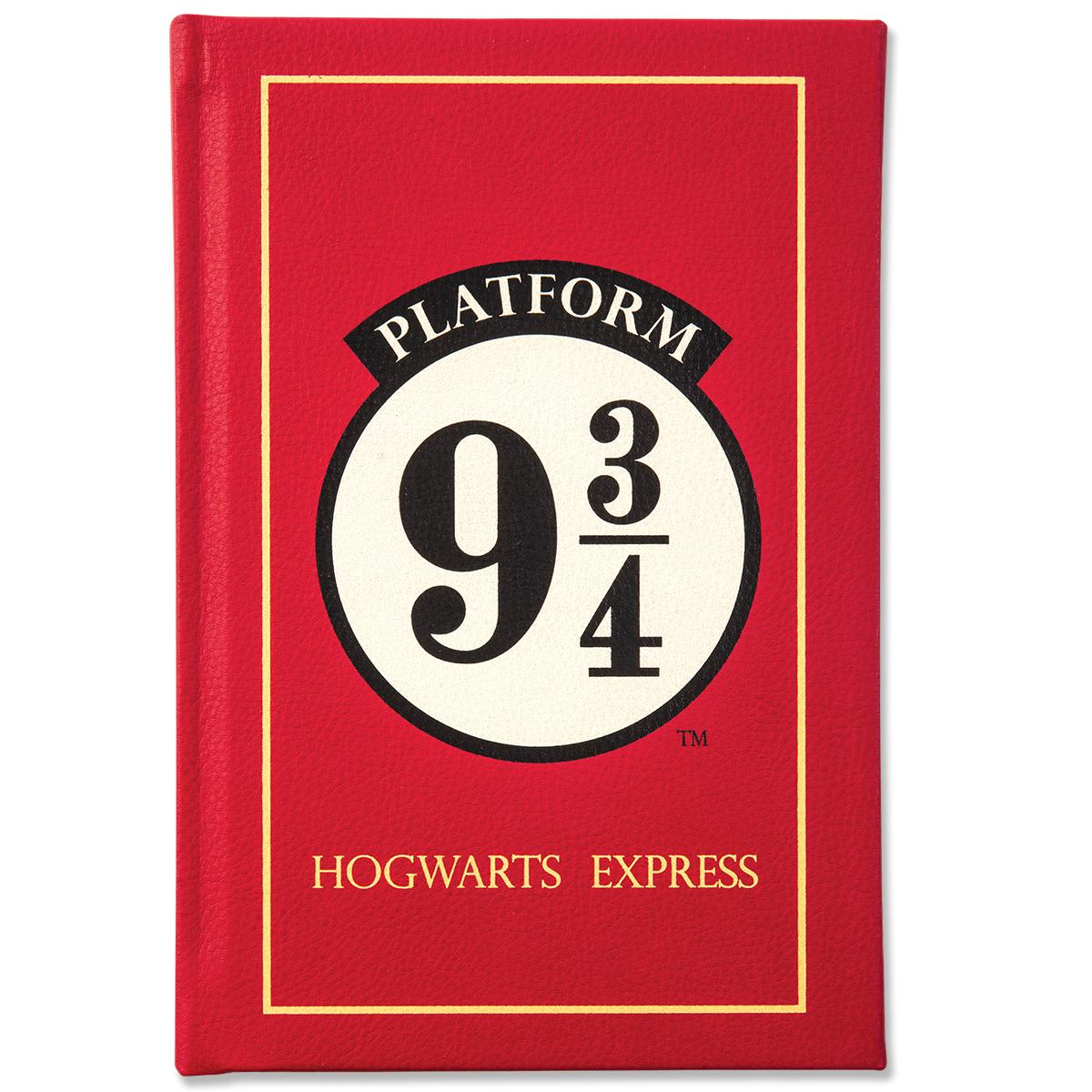 Harry Potter: Platform 9 ¾ Journal