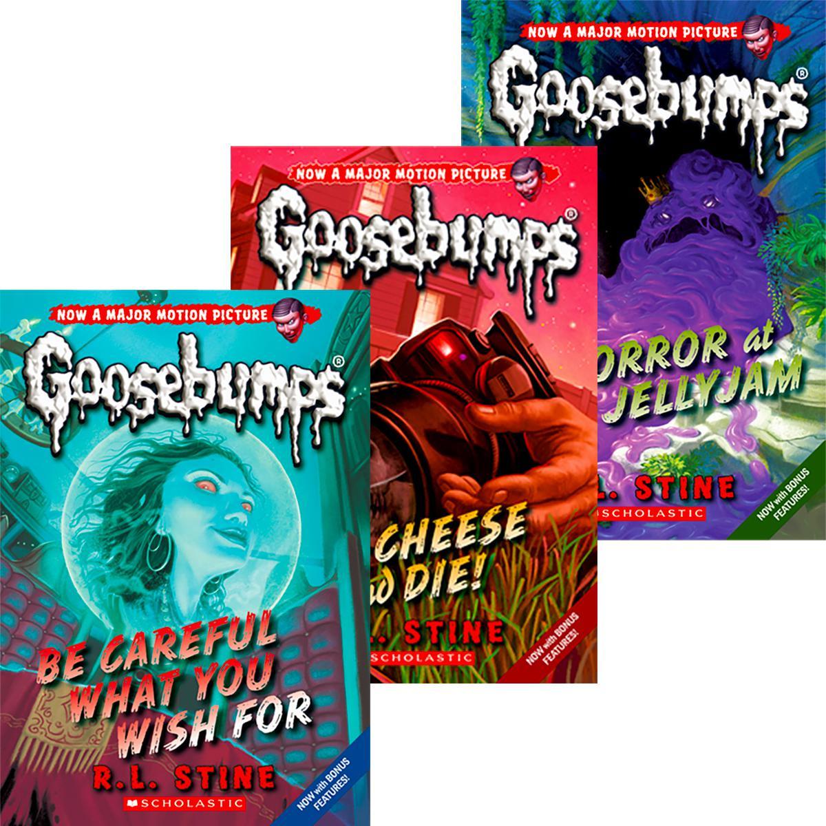 Goosebumps® Classics Pack