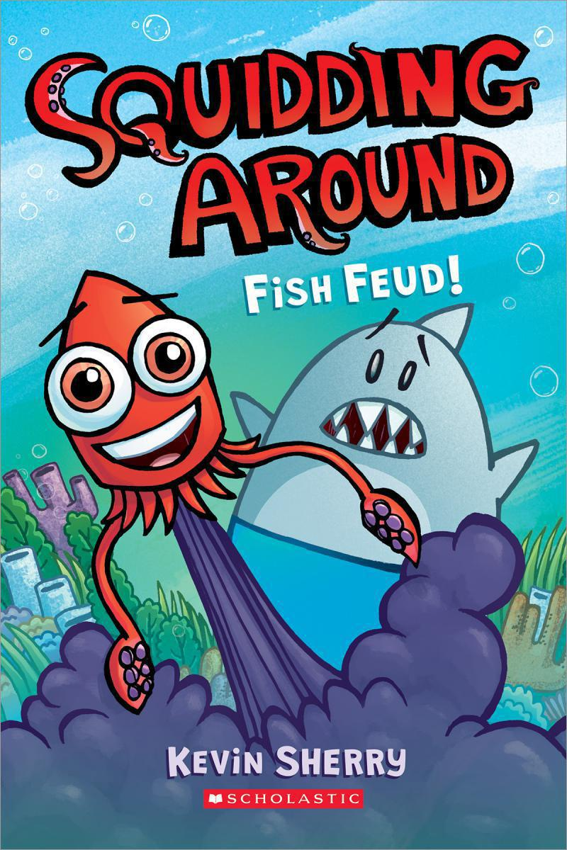 Squidding Around #1: Fish Feud!