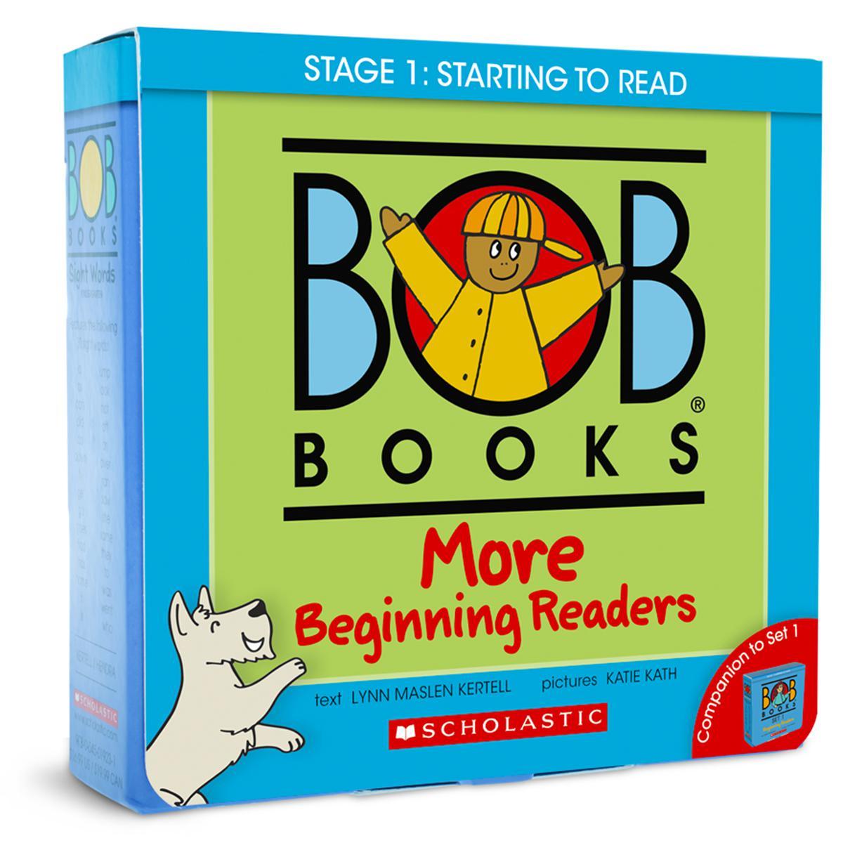 BOB Books®: More Beginning Readers Boxed Set
