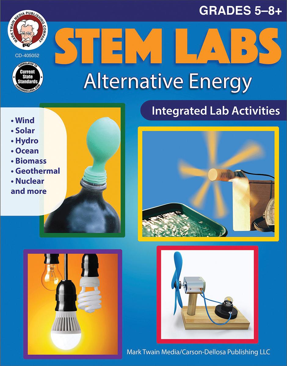 STEM Labs for Alternative Energy Science