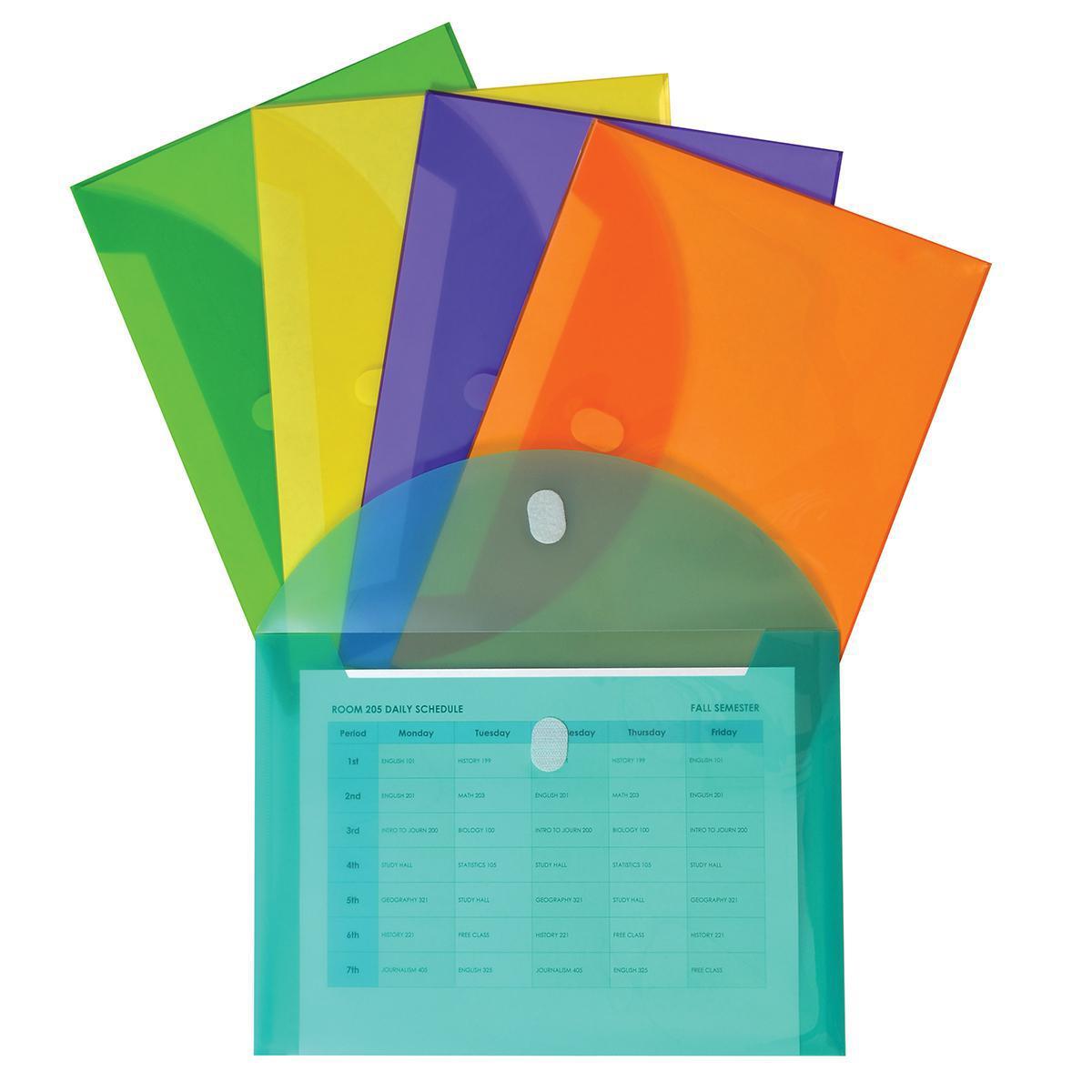 Reusable Envelopes