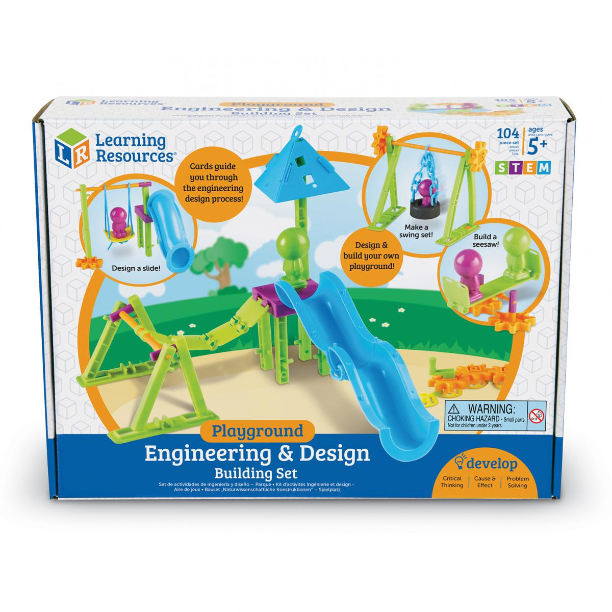 STEM Engineering & Design Building Set