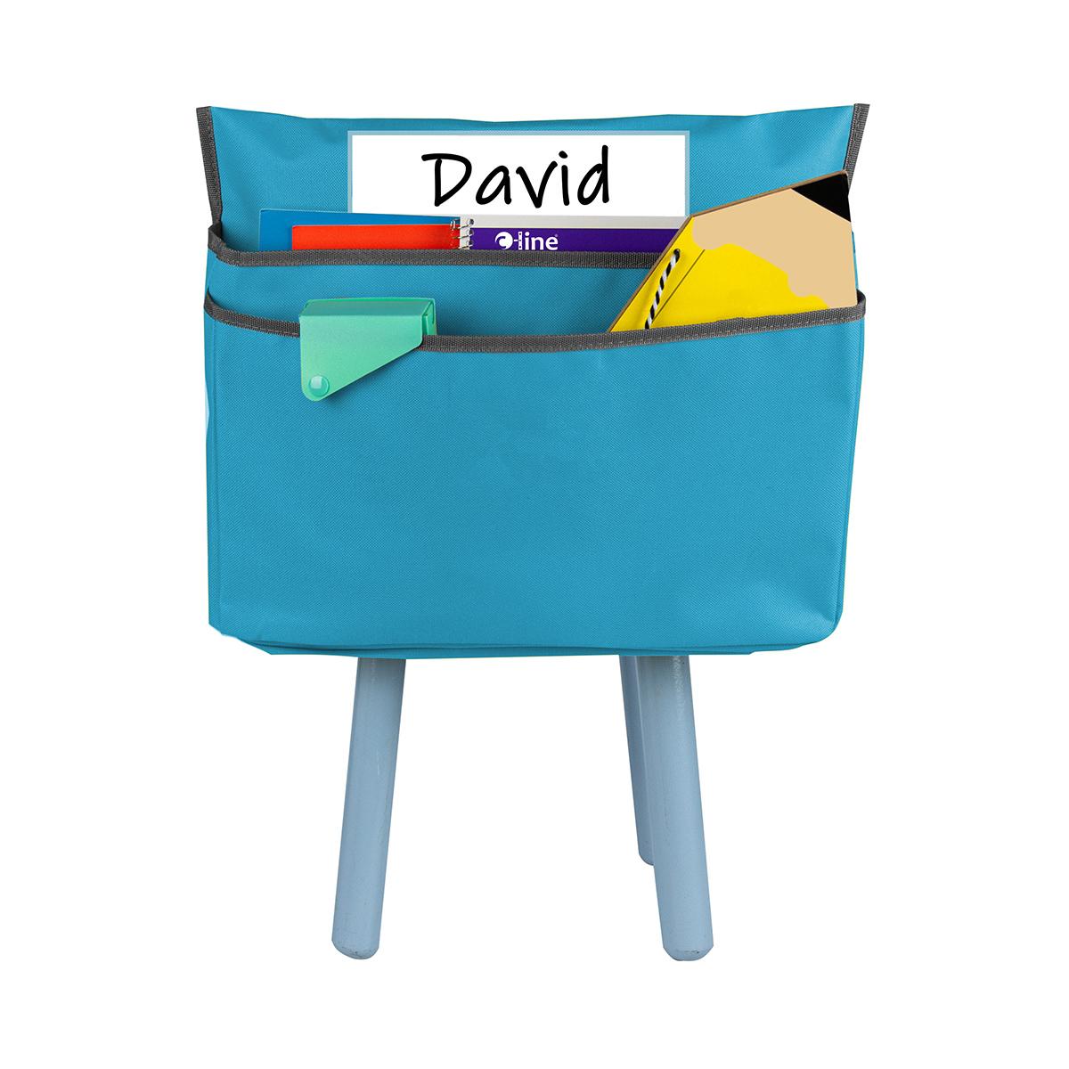 Chair Cubbies: Medium (Blue)
