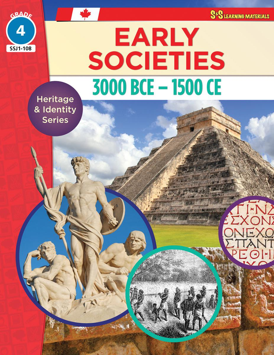 Early Societies: 3000 BCE - 1500CE