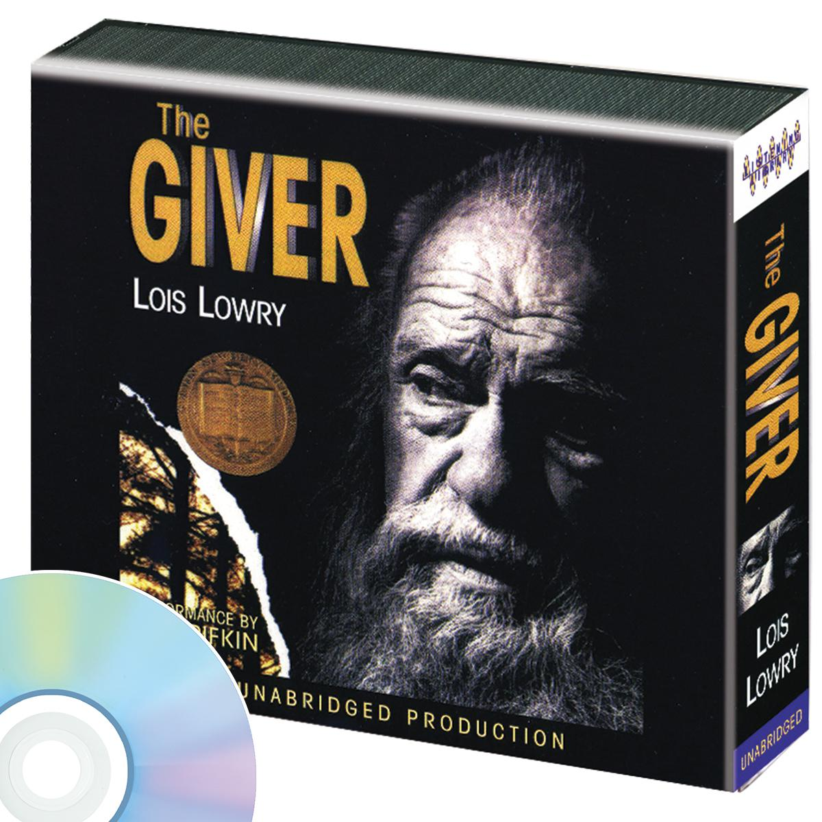 The Giver: Audiobook