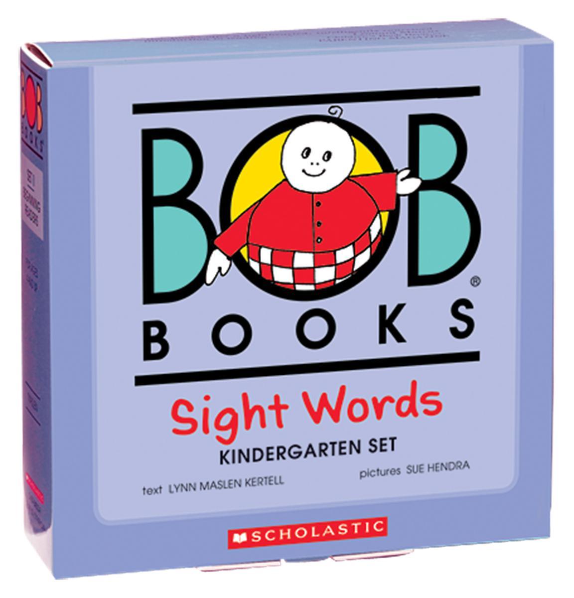 BOB Books®: Sight Words Kindergarten Box Set