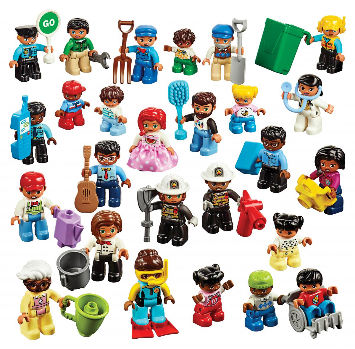 LEGO® Education People Set