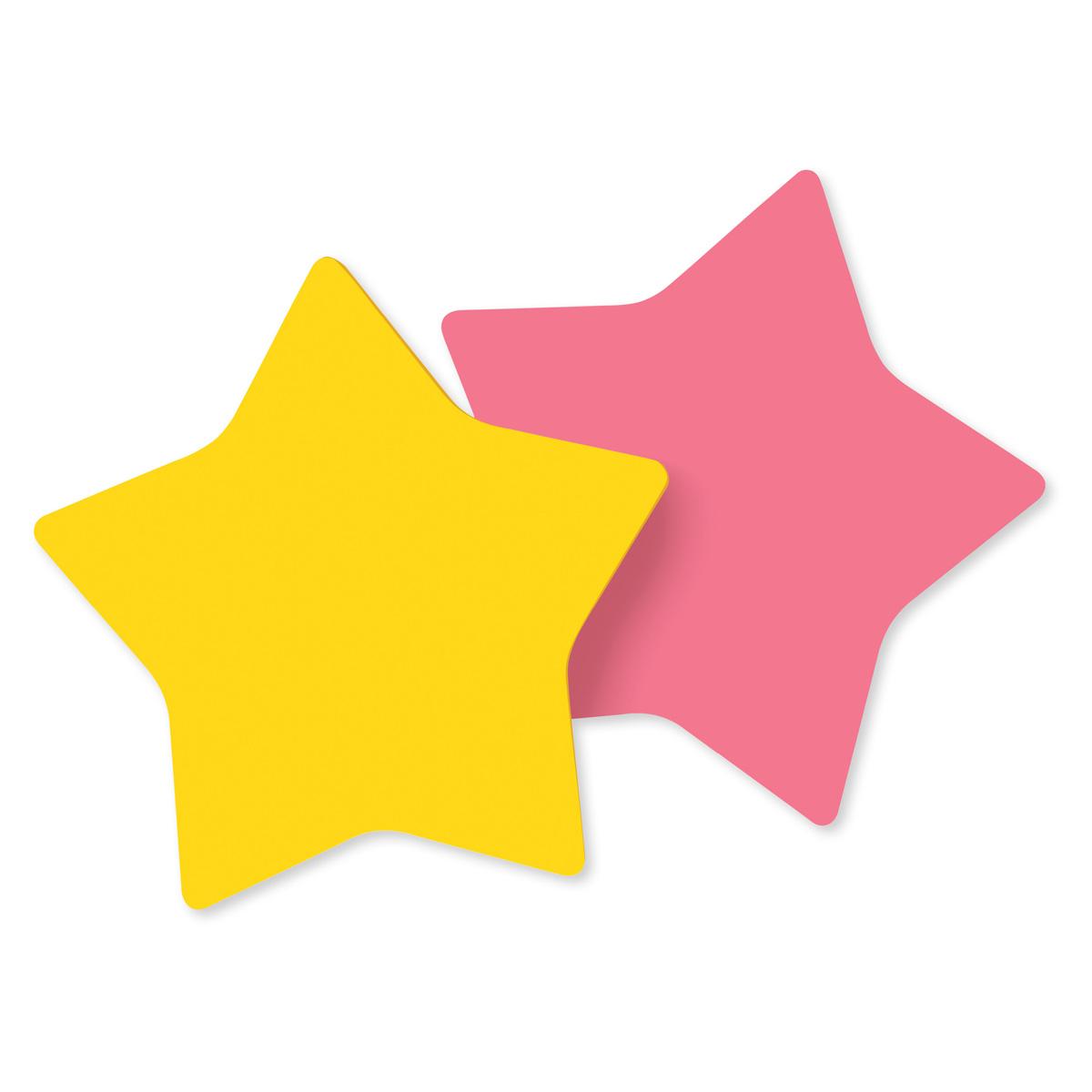Post-it® Die-Cut Stars Notes