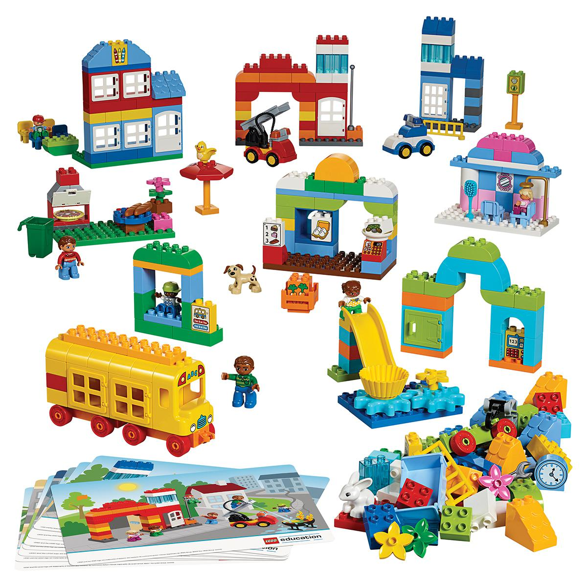 LEGO® Education Duplo Our Town Set