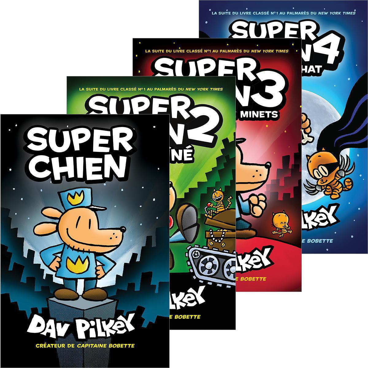 Collection Super Chien 1