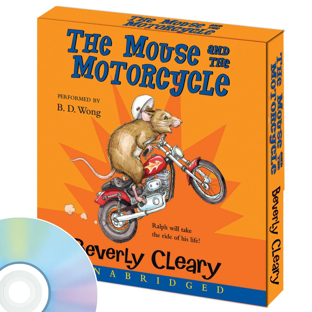 The Mouse and the Motorcycle Audio Book