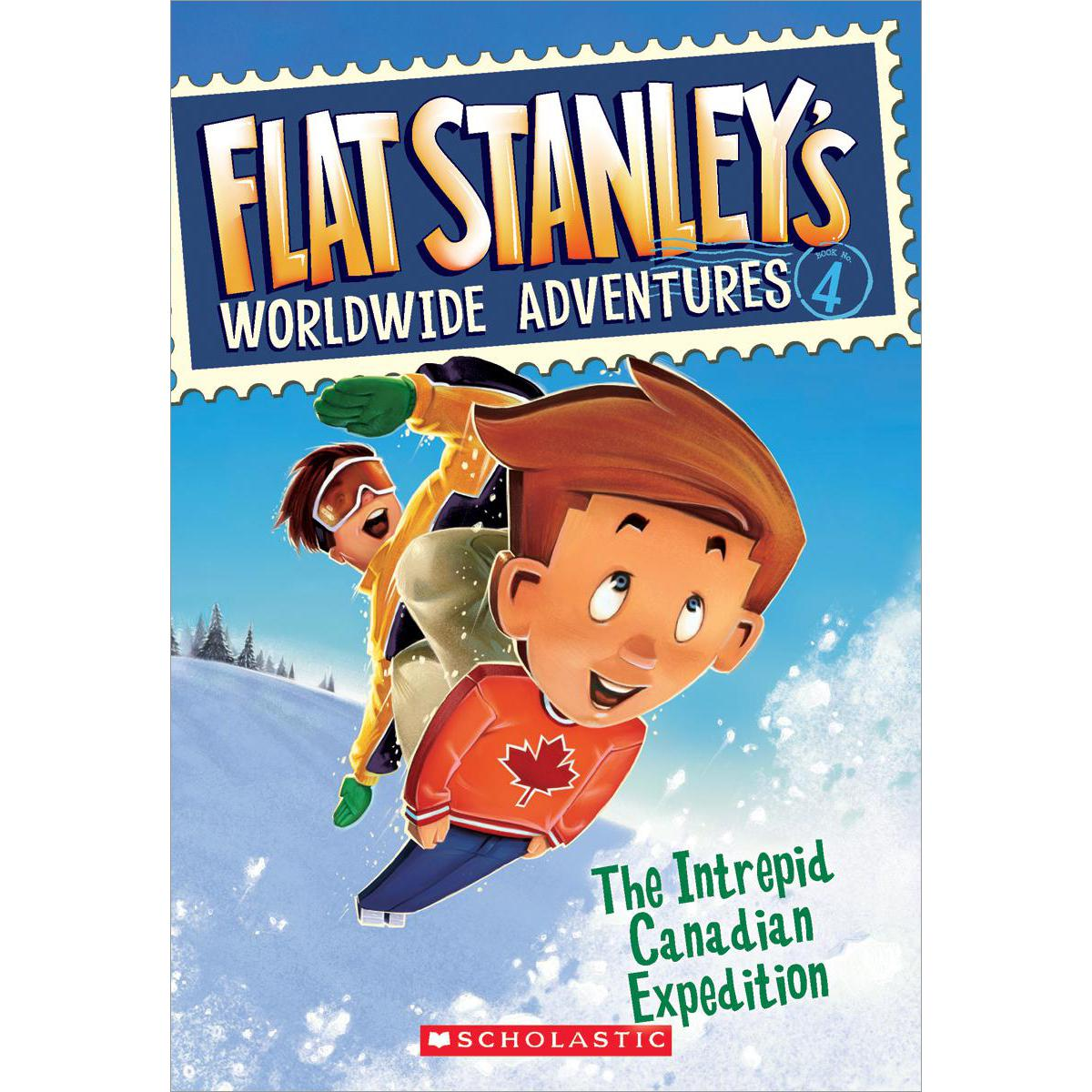 Flat Stanley's World Wide Adventures: The Intrepid Canadian Expedition 10-Pack