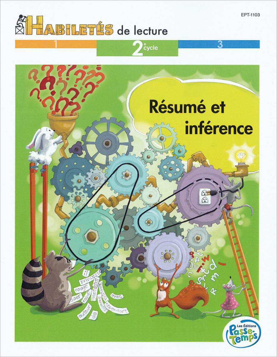 Résumé et inférence - 2e cycle