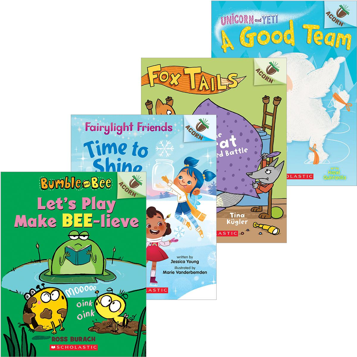 Acorn Beginning Independent Reading Pack