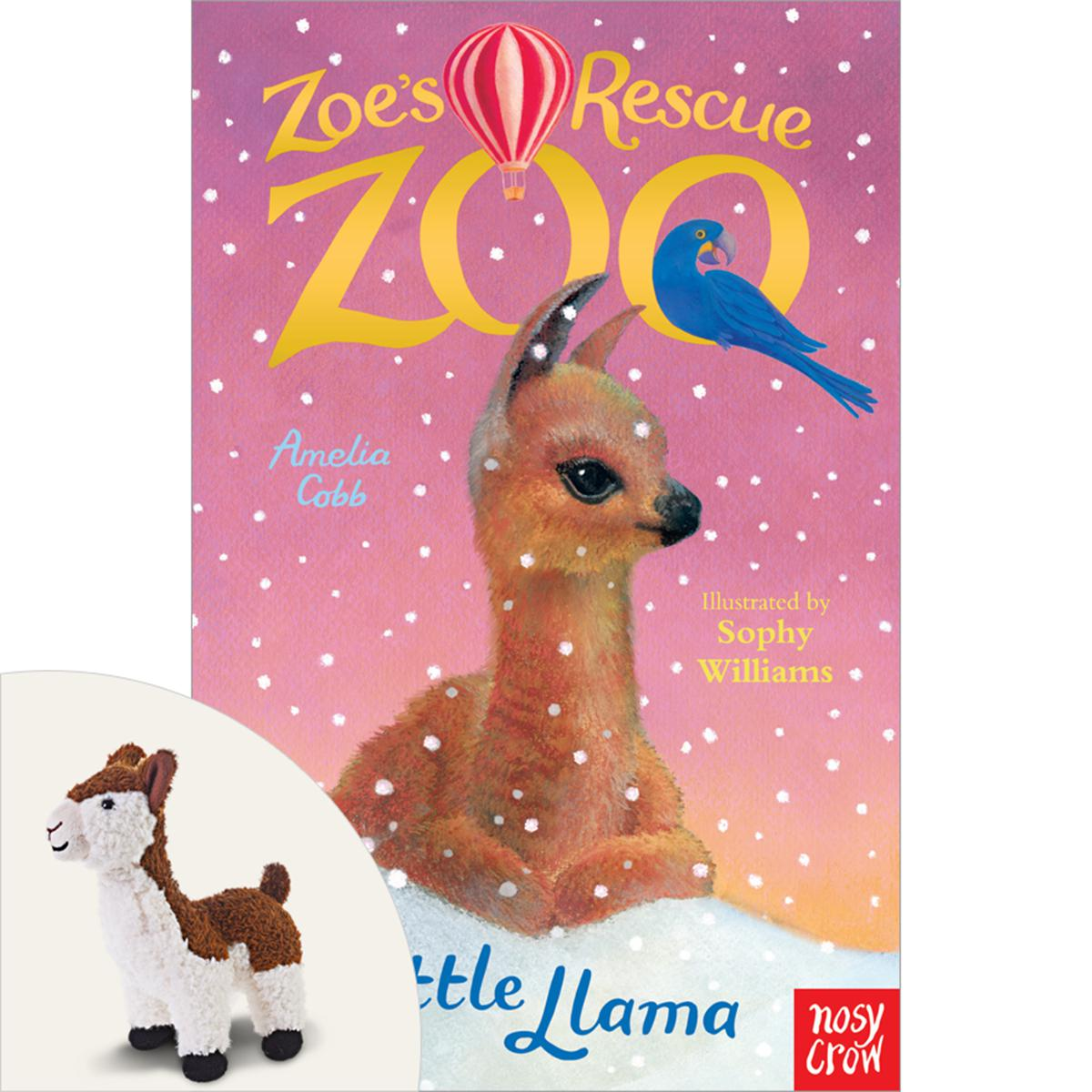 Zoe's Rescue Zoo: The Little Llama Pack